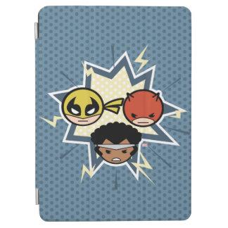 Capa Para iPad Pro Defensores de Kawaii