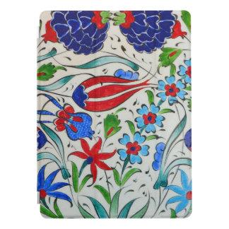 Capa Para iPad Pro Design floral turco