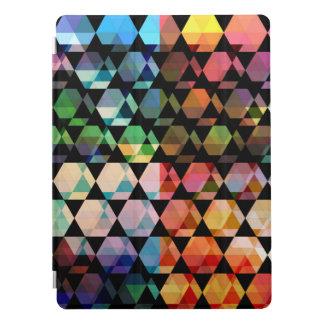 Capa Para iPad Pro Design gráfico do hexágono abstrato