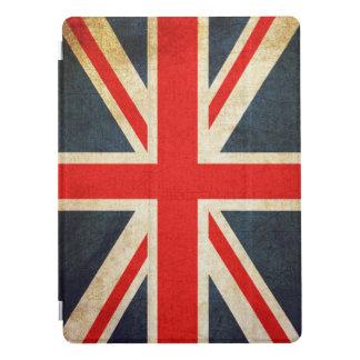 Capa Para iPad Pro Do iPad britânico da bandeira de Union Jack do