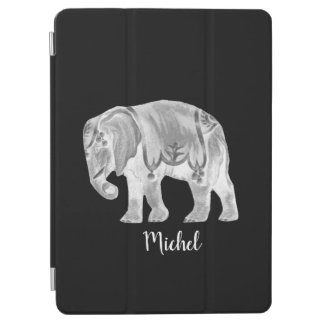Capa Para iPad Pro Elefante branco do circo