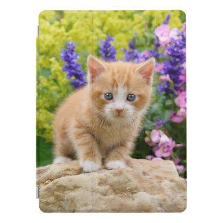 Capa Para iPad Pro Gatinho macio bonito do gato do bebê do gengibre