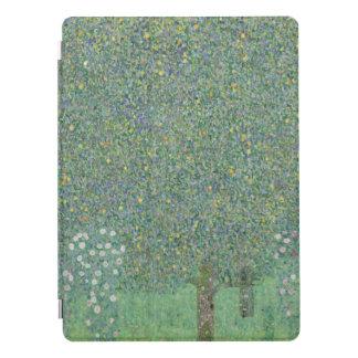 Capa Para iPad Pro Gustavo Klimt Rosebushes sob as árvores GalleryHD