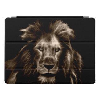Capa Para iPad Pro Leão no Sepia
