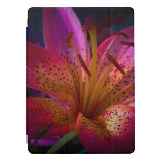 Capa Para iPad Pro Lírio cor-de-rosa - confusão bonita