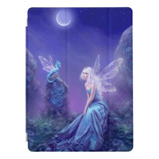 Capa Para iPad Pro Luminescent - pintura do dragão & da fada