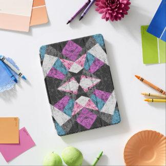Capa Para iPad Pro mármore G438 geométrico do cobrir iPad do iPad