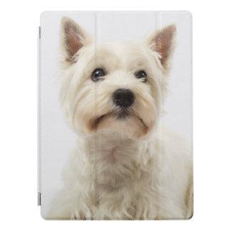 Capa Para iPad Pro Montanhas ocidentais brancas adoráveis Terrier
