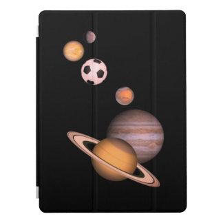 Capa Para iPad Pro O futebol é meu mundo