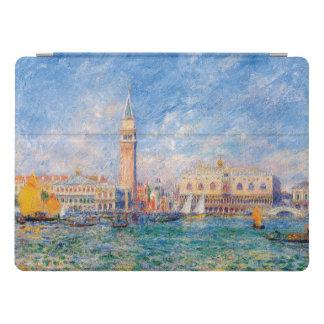 Capa Para iPad Pro O palácio do Doge, Veneza por Renoir