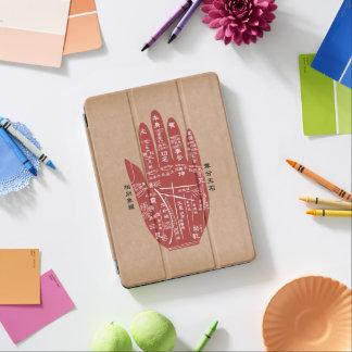 Capa Para iPad Pro Palma de Jitaku que lê caixa do iPad do papel de