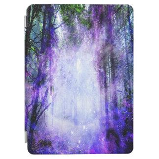 Capa Para iPad Pro Portal mágico na floresta