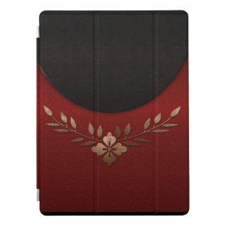 Capa Para iPad Pro Pro cobrir do iPad vermelho & preto