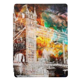 Capa Para iPad Pro Respire outra vez sonhos de Londres