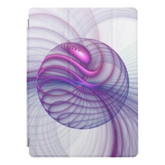 Capa Para iPad Pro Rosa abstrato da arte do Fractal dos movimentos