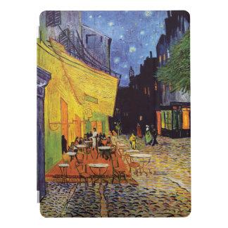 Capa Para iPad Pro Terraço do café na noite por Van Gogh