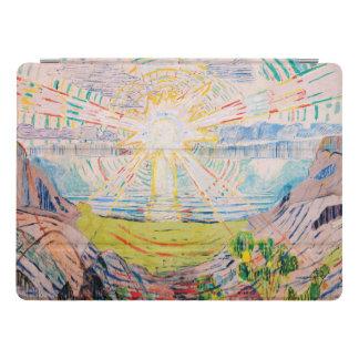 Capa Para iPad Pro The Sun por Edvard Munch