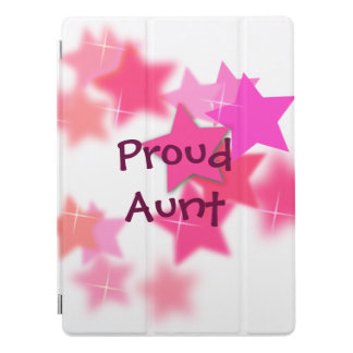 Capa Para iPad Pro Tia orgulhosa