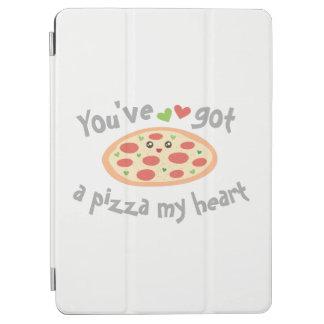 Capa Para iPad Pro You've obteve a uma pizza meu coração chalaça