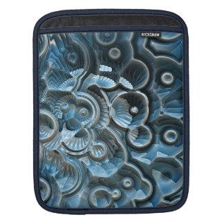 Capa Para iPad Reflexões de um fóssil do Fractal