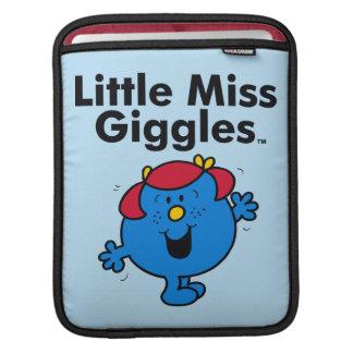 Capa Para iPad Senhorita pequena pequena Riso Gosto Riso da