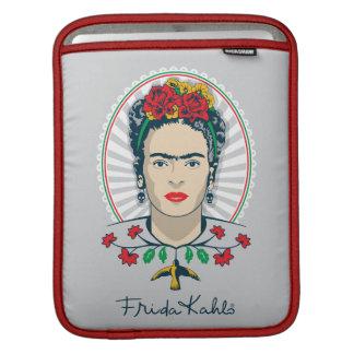 Capa Para iPad Vintage de Frida Kahlo | floral