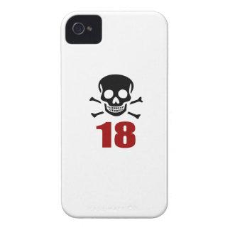 Capa Para iPhone 18 designs do aniversário
