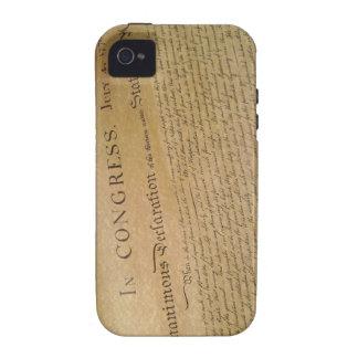 Capa Para iPhone 4/4S Independência