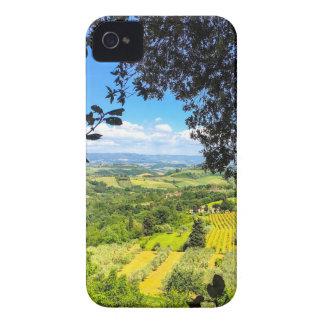 Capa Para iPhone 4 Case-Mate A calma no impressão da foto de Toscânia