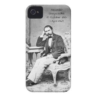 Capa Para iPhone 4 Case-Mate Alexander Dreyschock