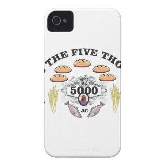 Capa Para iPhone 4 Case-Mate Anel de JC dos milagre