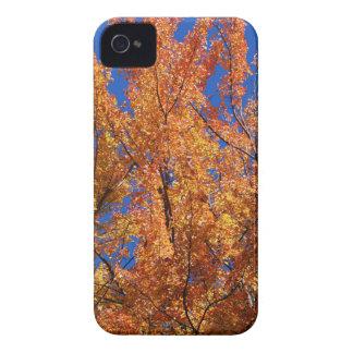Capa Para iPhone 4 Case-Mate Árvore alaranjada do fogo