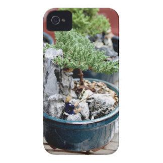 Capa Para iPhone 4 Case-Mate Árvore dos bonsais