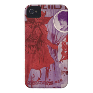Capa Para iPhone 4 Case-Mate At_the_Devil's_Ball_