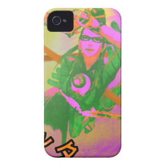 Capa Para iPhone 4 Case-Mate Bayonetta imprimiu