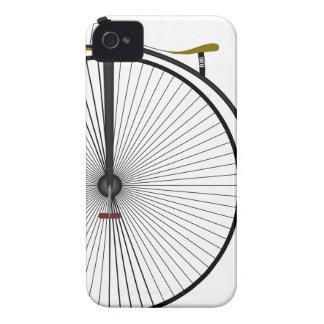 Capa Para iPhone 4 Case-Mate Bicicleta velha do Farthing da moeda de um centavo