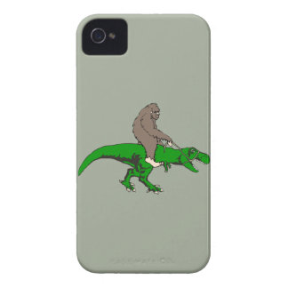 Capa Para iPhone 4 Case-Mate Bigfoot que monta T Rex