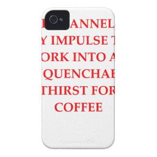 CAPA PARA iPhone 4 Case-Mate  CAFÉ