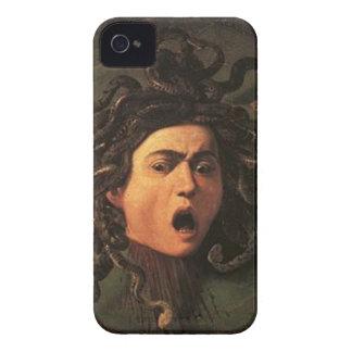 Capa Para iPhone 4 Case-Mate Caravaggio - Medusa - trabalhos de arte italianos