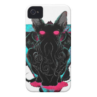 Capa Para iPhone 4 Case-Mate Cathulhu