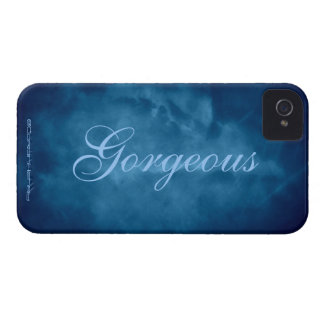 Capa Para iPhone 4 Case-Mate Céu azul lindo