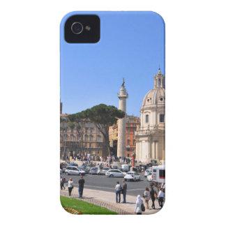 Capa Para iPhone 4 Case-Mate Cidade antiga de Roma, Italia