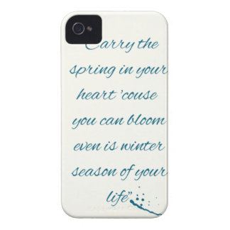 Capa Para iPhone 4 Case-Mate citações dos escritores