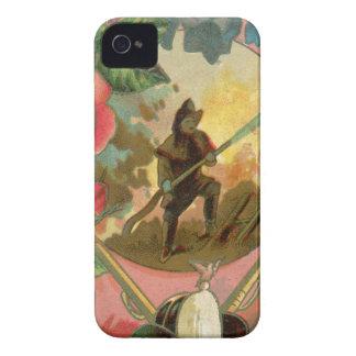 Capa Para iPhone 4 Case-Mate Cobrir do sapador-bombeiro do bombeiro dos 1880's