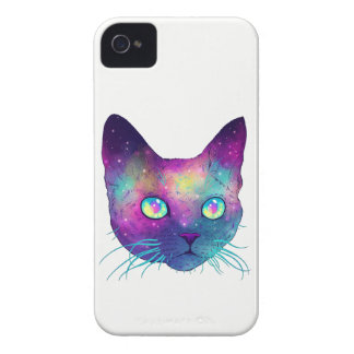 Capa Para iPhone 4 Case-Mate Colorful cat
