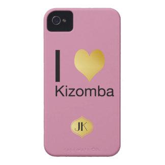 Capa Para iPhone 4 Case-Mate Coração Playfully elegante Kizomba de I