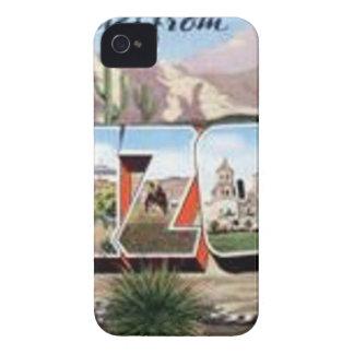 Capa Para iPhone 4 Case-Mate Cumprimentos da arizona