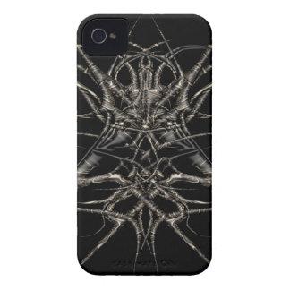 Capa Para iPhone 4 Case-Mate dark de ouro
