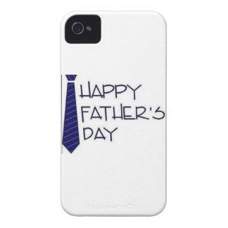 Capa Para iPhone 4 Case-Mate Dia dos pais feliz
