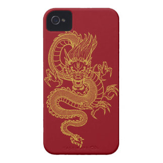 Capa Para iPhone 4 Case-Mate Dragão chinês